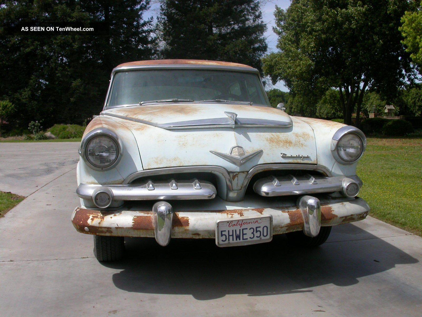 1955 Dodge Royal Hemi 4 Door Sedan Other photo