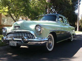 1953 Buick Special Deluxe 4 - Door Sedan photo