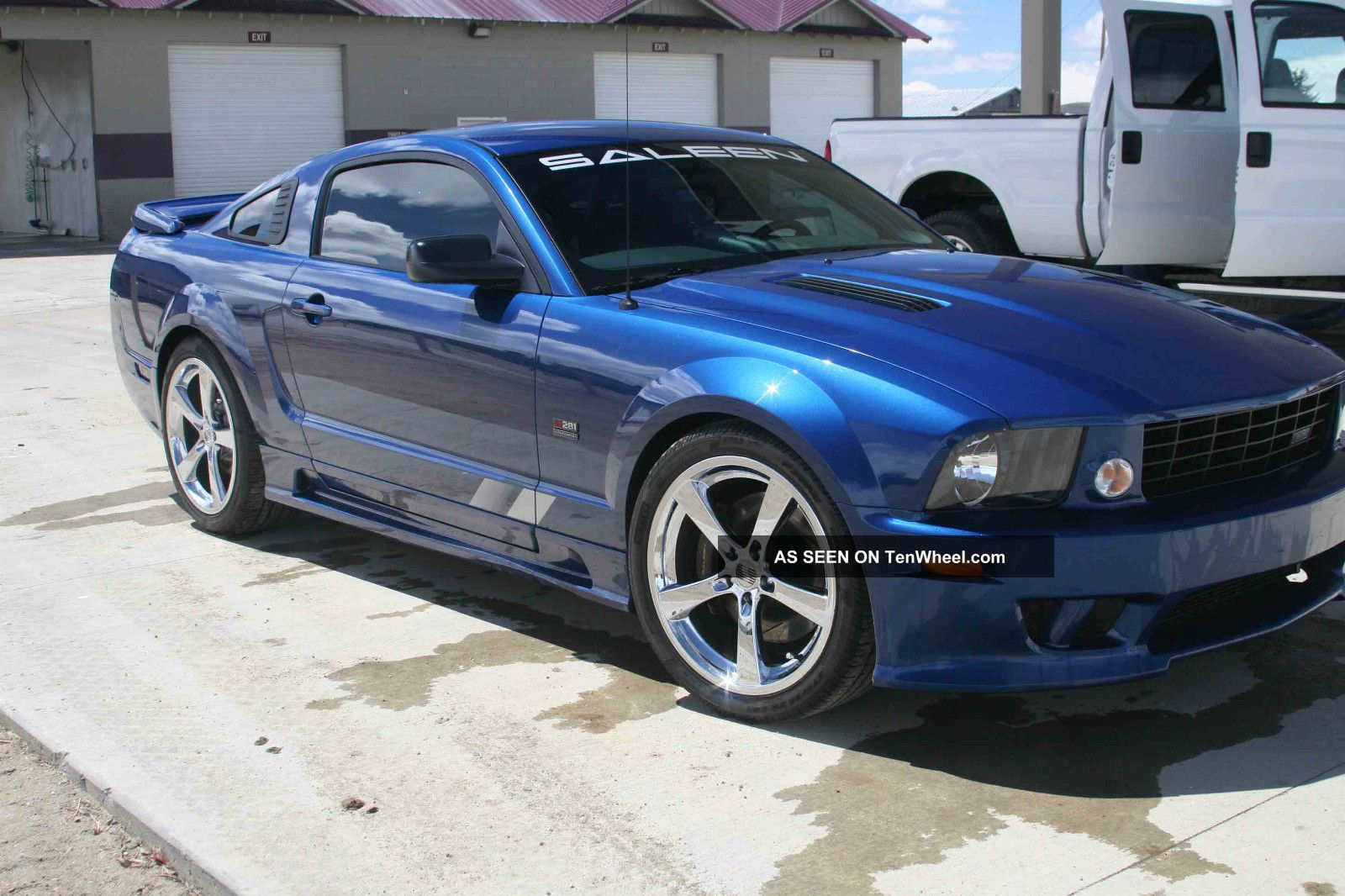 2007 ford mustang saleen s281 specs. Black Bedroom Furniture Sets. Home Design Ideas