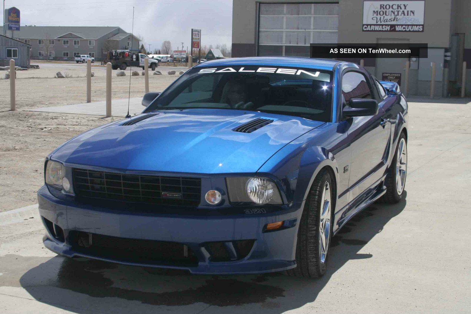2007 Ford Mustang Saleen S281 321
