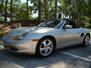Porsche Boxster S,  2002 photo