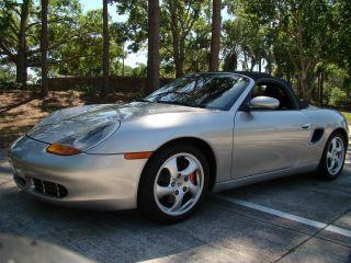 Porsche Boxster S,  2002 photo