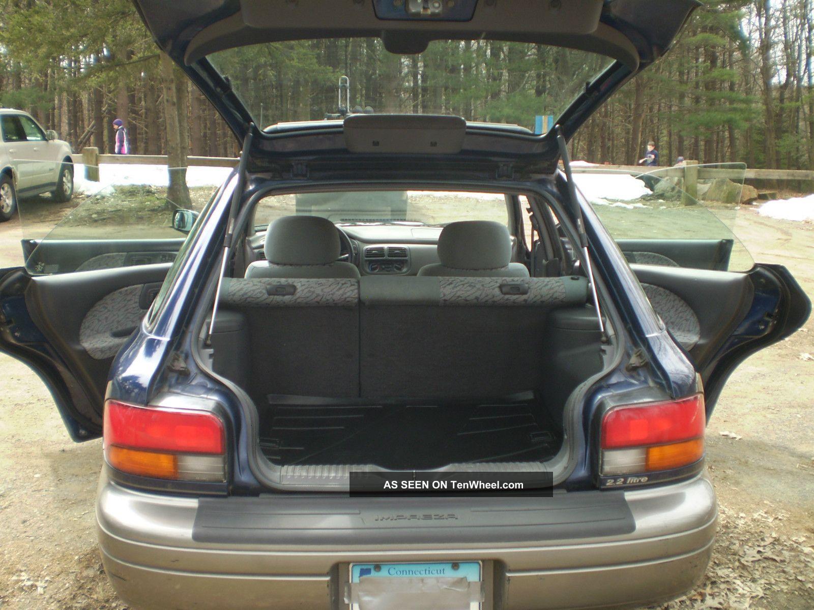 1997 subaru impreza outback sport 2 2l carbon fiber hood. Black Bedroom Furniture Sets. Home Design Ideas