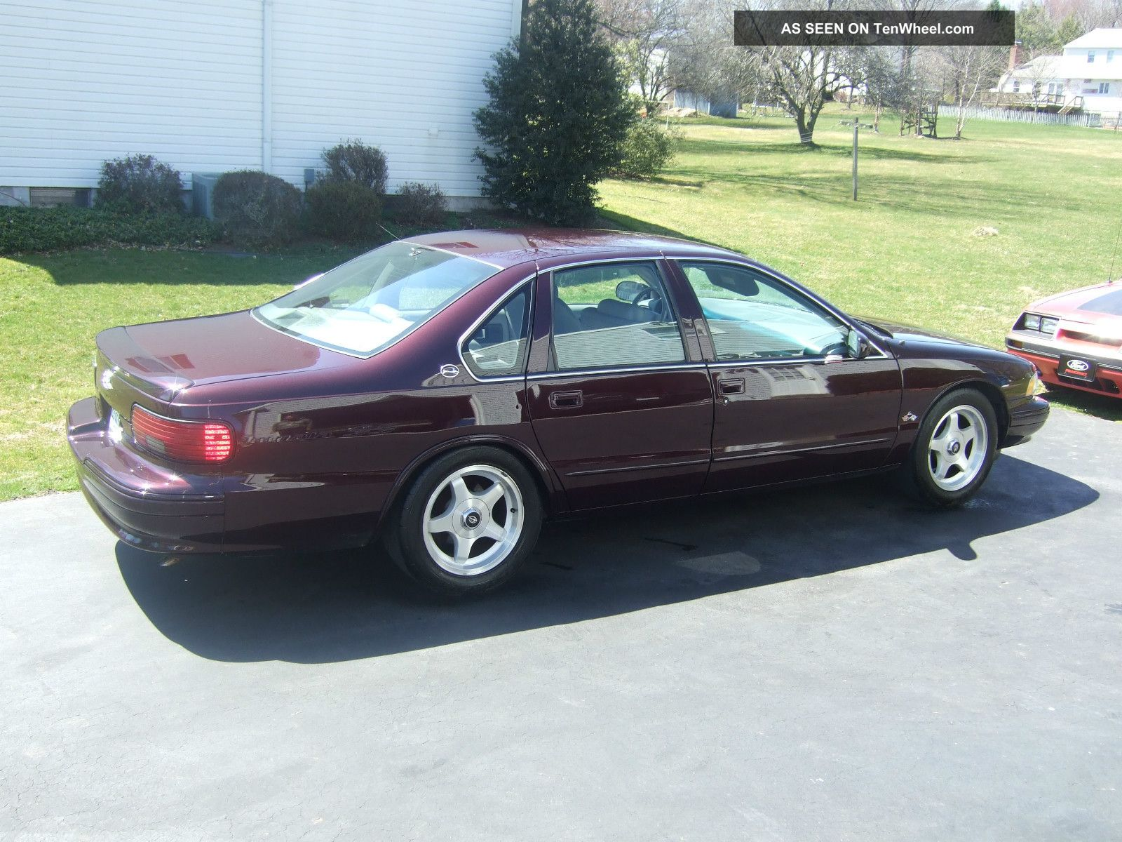 1996 chevrolet impala ss fully loaded all stock. Black Bedroom Furniture Sets. Home Design Ideas