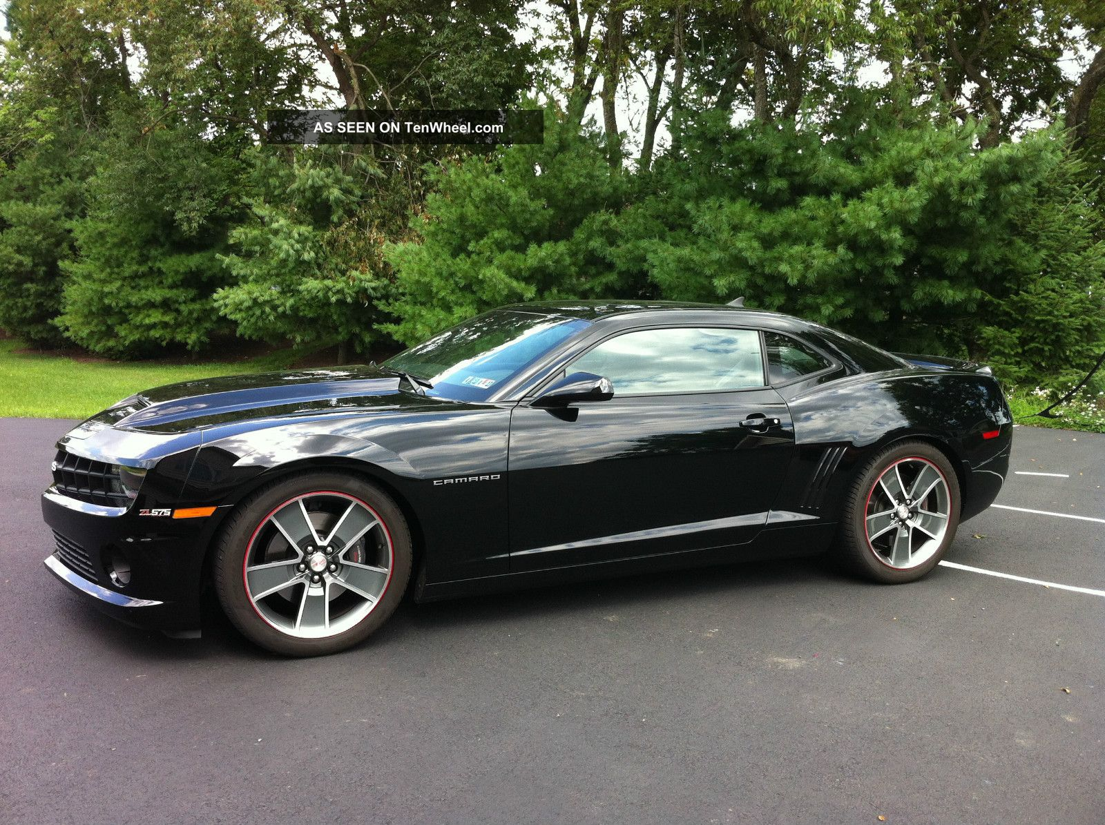 2010 Chevrolet Camaro Zl575 Camaro photo