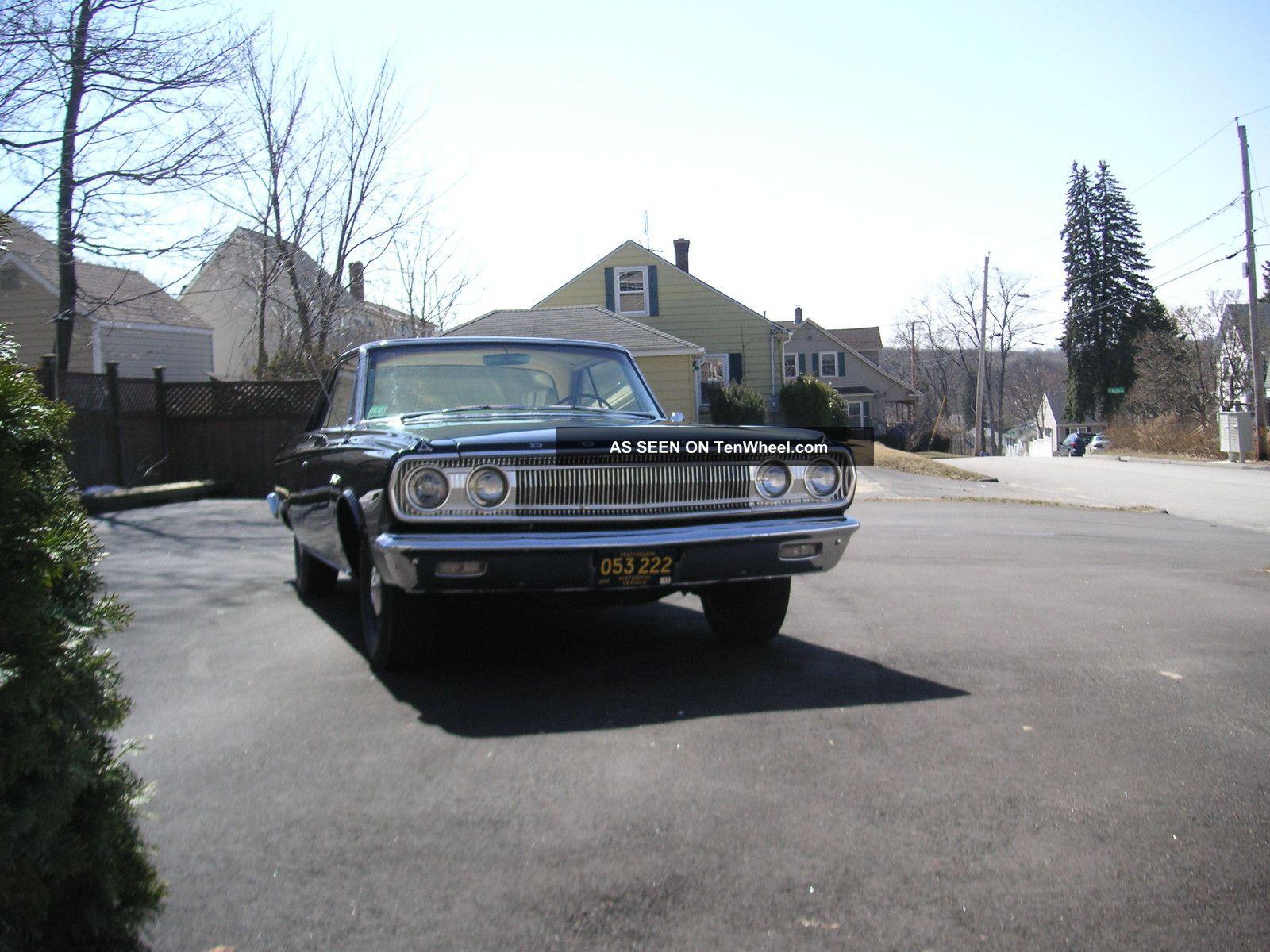 1965 Dodge Coronet 500 Coronet photo