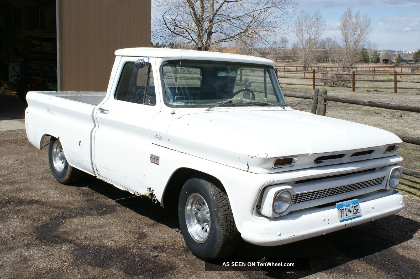 1966 chevrolet gm truck - photo #43