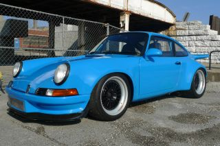 1972 911t - Rsr - Look Hot Rod / Track Car W / 3.  4l Twin - Plug Motor photo