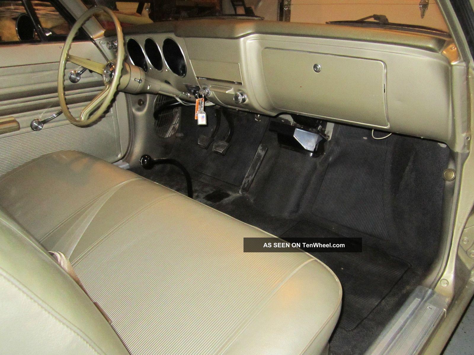 1967 Ford Galaxie 500 Owners Manual 390 Wiring Diagram 2 Door Hardtop Thunderbird