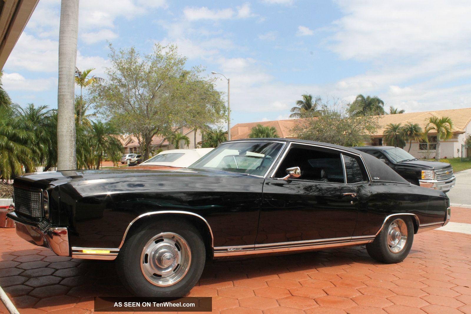 1970 Chevrolet Monte C...
