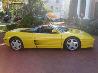 Ferrari 348 Spider 1995 photo
