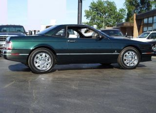 1993 Cadillac Allante Base Convertible 2 - Door 4.  6l - Factory Hardtop Allante photo