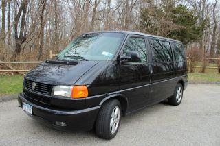 2003 Volkswagen Eurovan Mv Standard Passenger Van 3 - Door 2.  8l photo