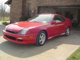 2000 Honda Prelude Type Sh Coupe 2 - Door 2.  2l photo