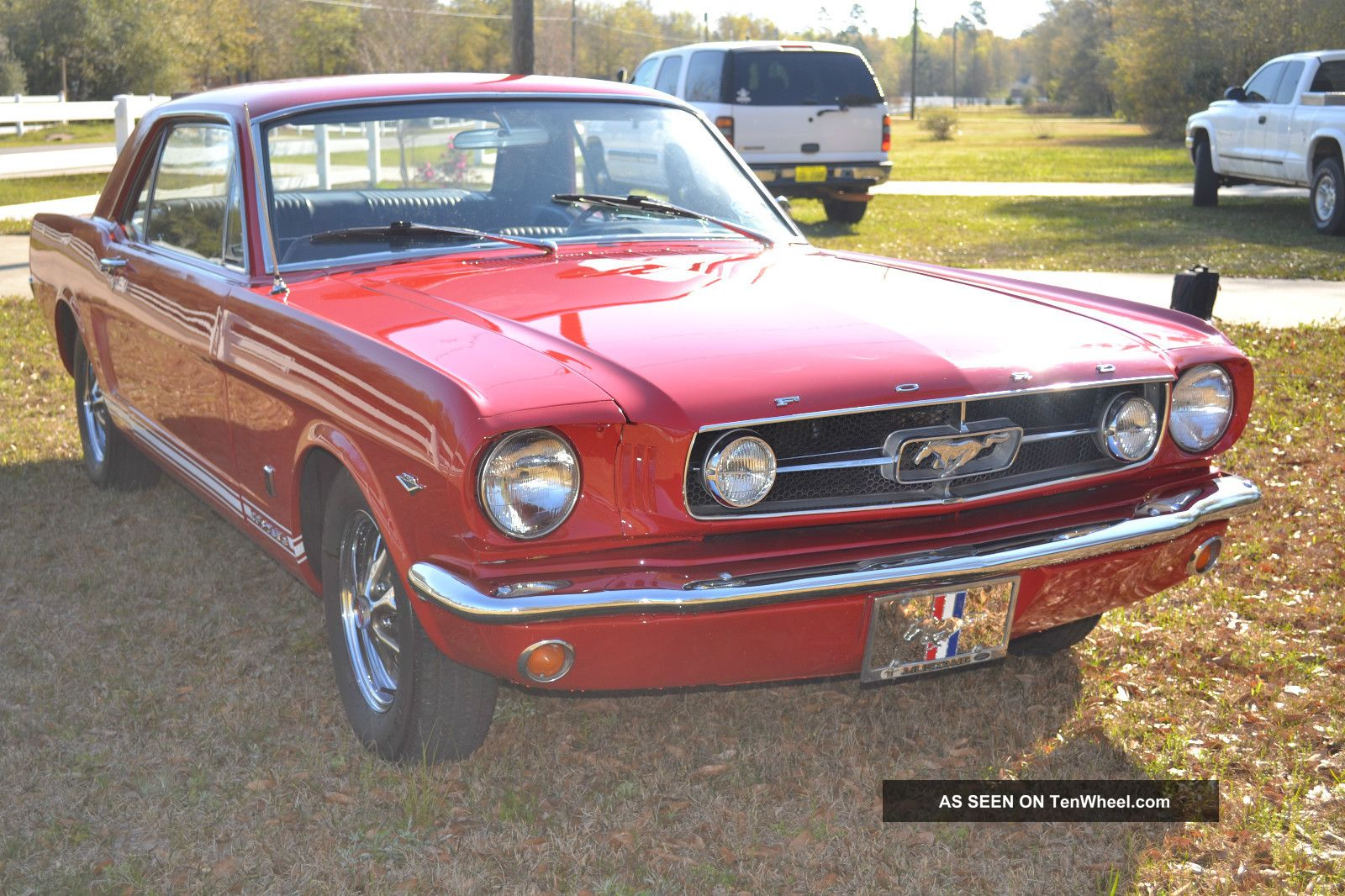 1965 Ford Mustang Gt Mustang photo