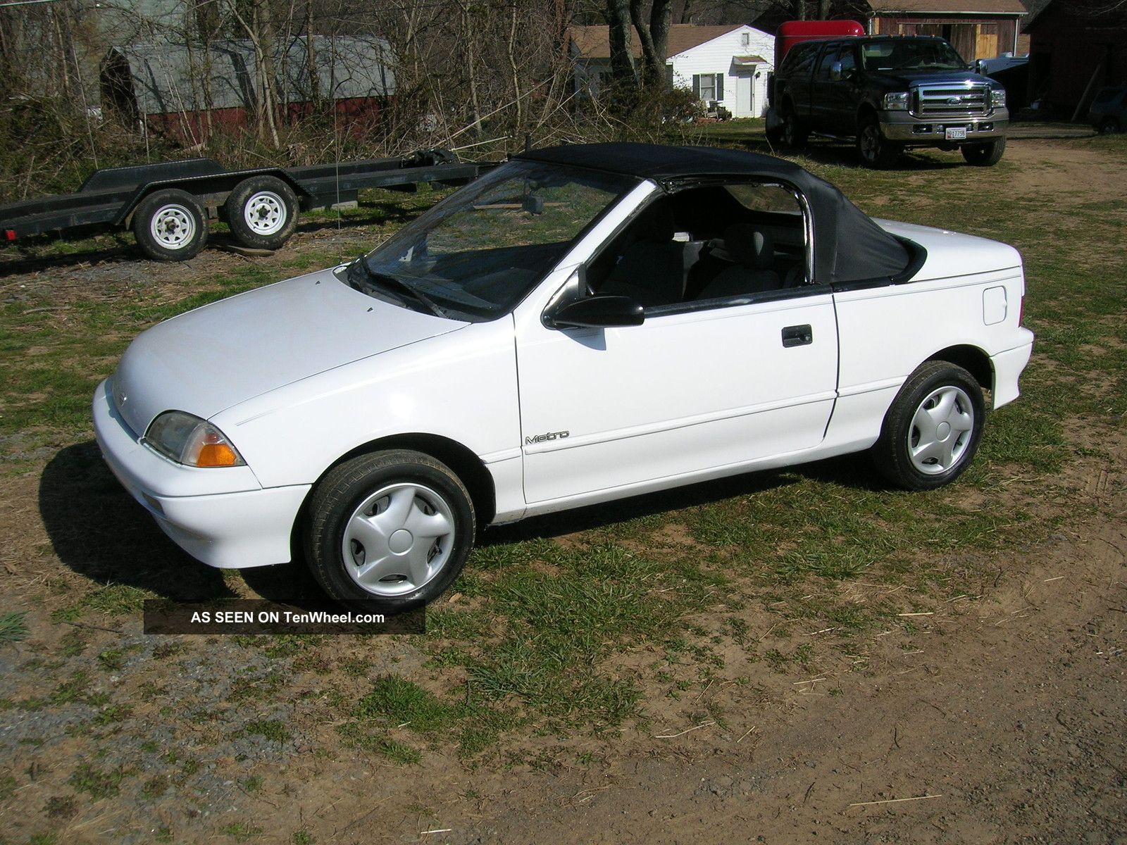 Geo Metro Convertible Too Cool Lgw
