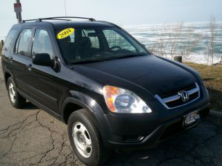 2004 Honda Cr - V Lx Sport Utility 4 - Door 2.  4l photo