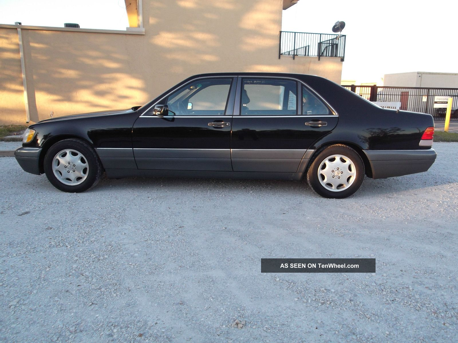 1996 S420 Straight Body No Dings Or Dents Priced To Sell Fast S-Class photo