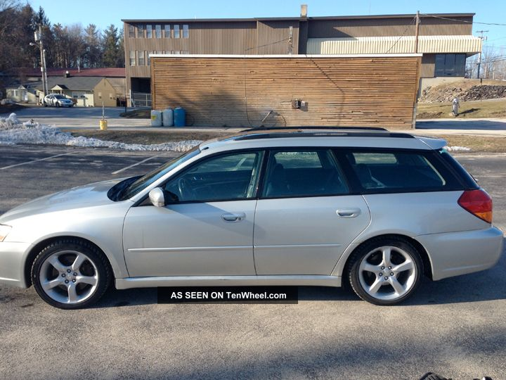 2005 subaru legacy gt limited wagon 4 door 2 5l turbo. Black Bedroom Furniture Sets. Home Design Ideas