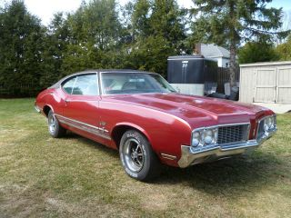 1970 Oldsmobile Cutlass S,  455,  Numbers Matching. photo