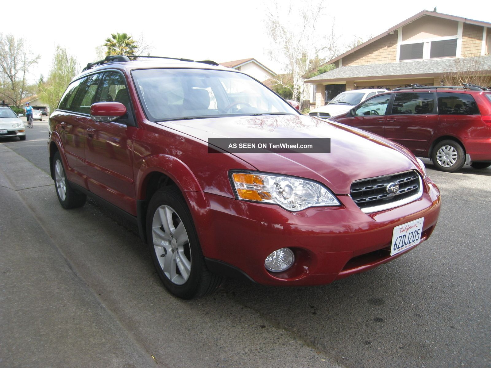 2006 Subaru Outback 3 0r Vdc Limited Wagon 4 Door