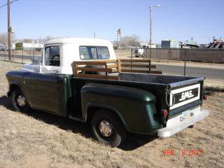 1955 Gmc Pickup No Rust,  Lives In Arizona photo