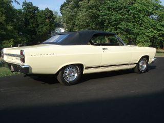 1967 Ford Fairlane Gta 390 Convertible photo