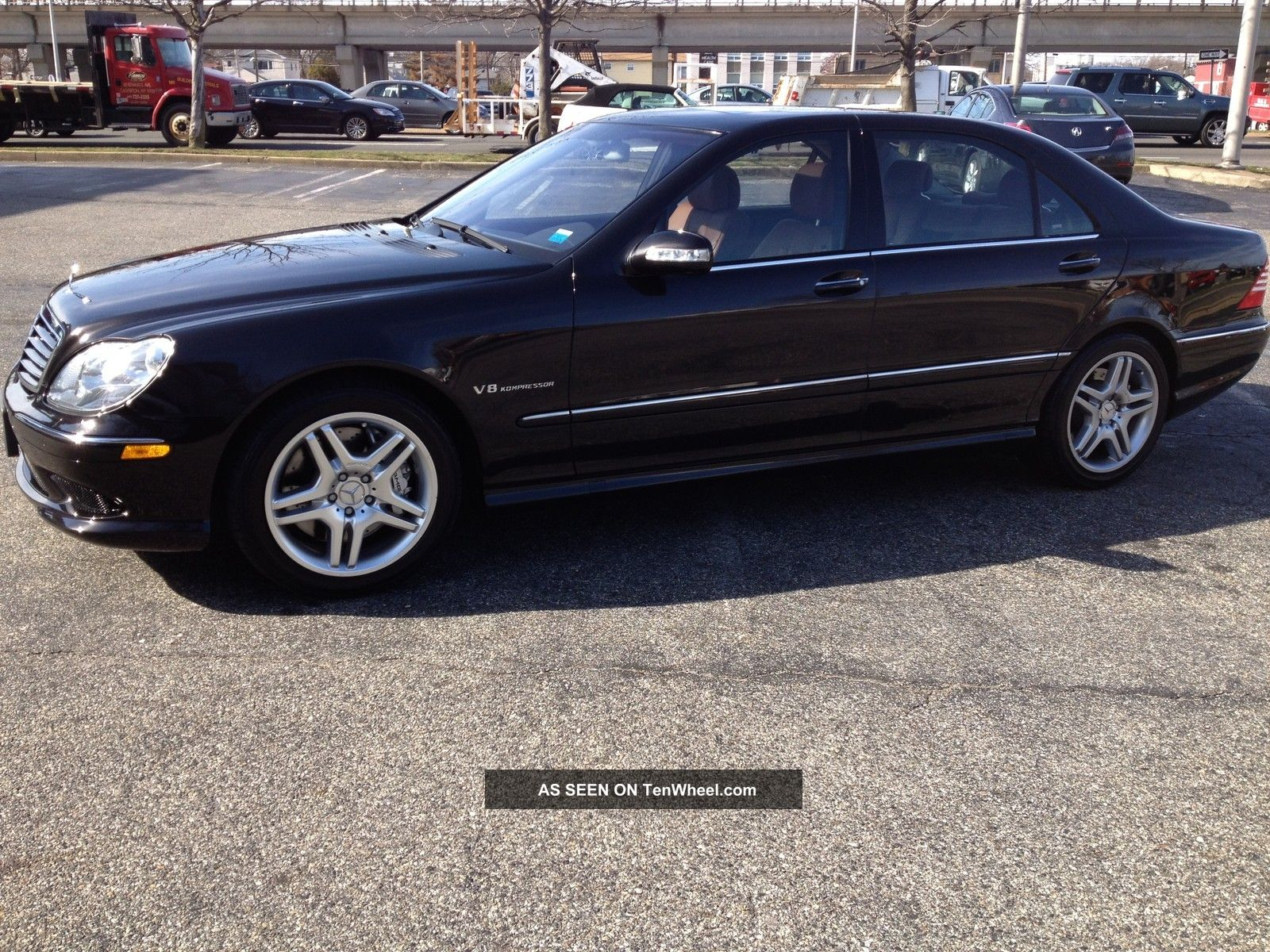 2003 mercedes benz s55 amg kompressor sedan 4 door 5 5l for 2003 mercedes benz s55 amg