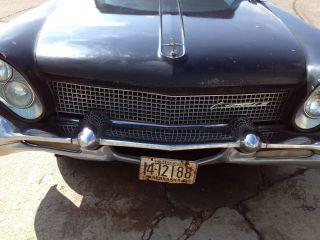 1958 Lincoln Continental photo
