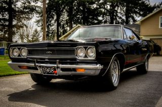 1968 Plymouth Gtx photo