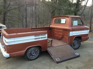 1962 Chevrolet Corvair 95 Rampside Pickup photo