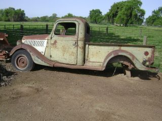 1937 Ford 1 / 2 Ton Pickup photo