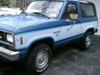 1984 Bronco 2 photo