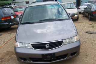 2000 Honda Odyssey Ex Mini Passenger Van 5 - Door 3.  5l photo