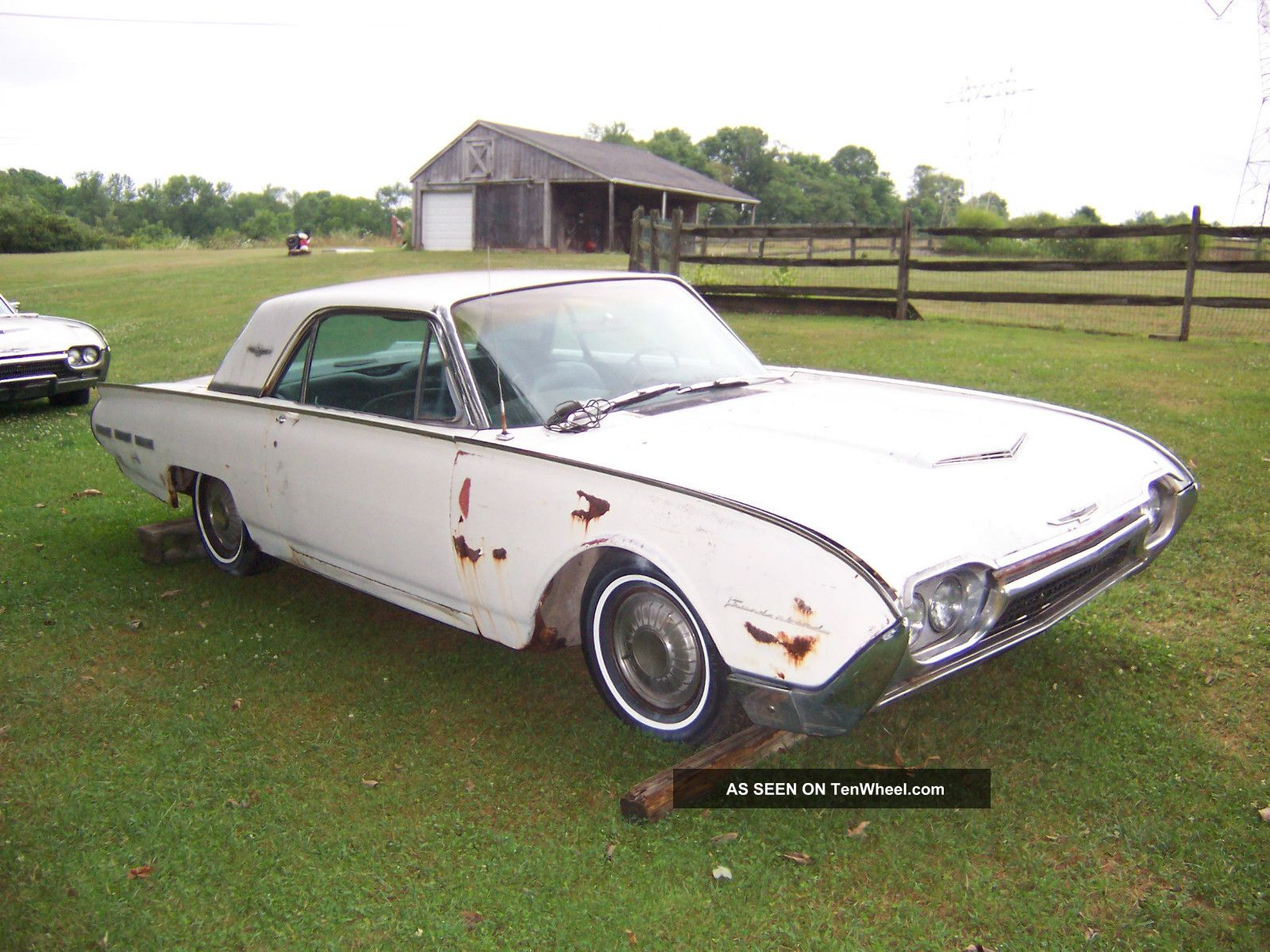 1962 ford thunderbird 2 door hardtop. Cars Review. Best American Auto & Cars Review