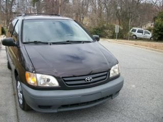 2001 Toyota Sienna Le Mini Passenger Van 5 - Door 3.  0l (336 307 1842) photo