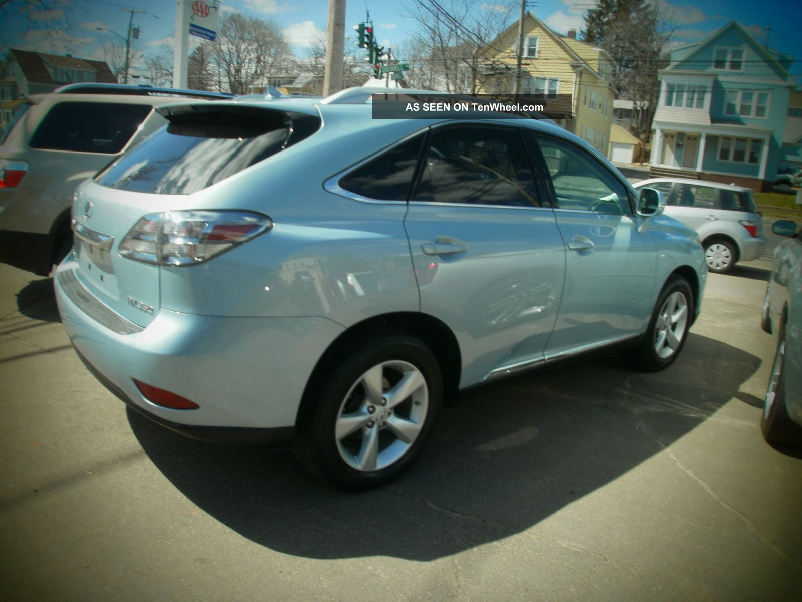 2010 lexus rx350 premium pristine condition. Black Bedroom Furniture Sets. Home Design Ideas