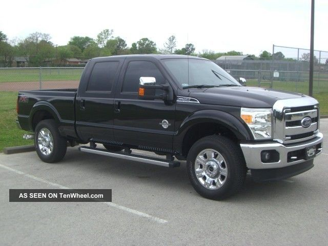 2012 ford f250 lariat diesel fx4 4x4 crewcab shortbed. Black Bedroom Furniture Sets. Home Design Ideas