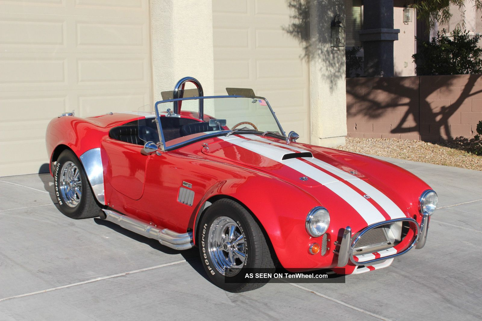 1965 Ford Factory 5 Racing Shelby Cobra Mk3 427 5 - Speed Replica Replica/Kit Makes photo