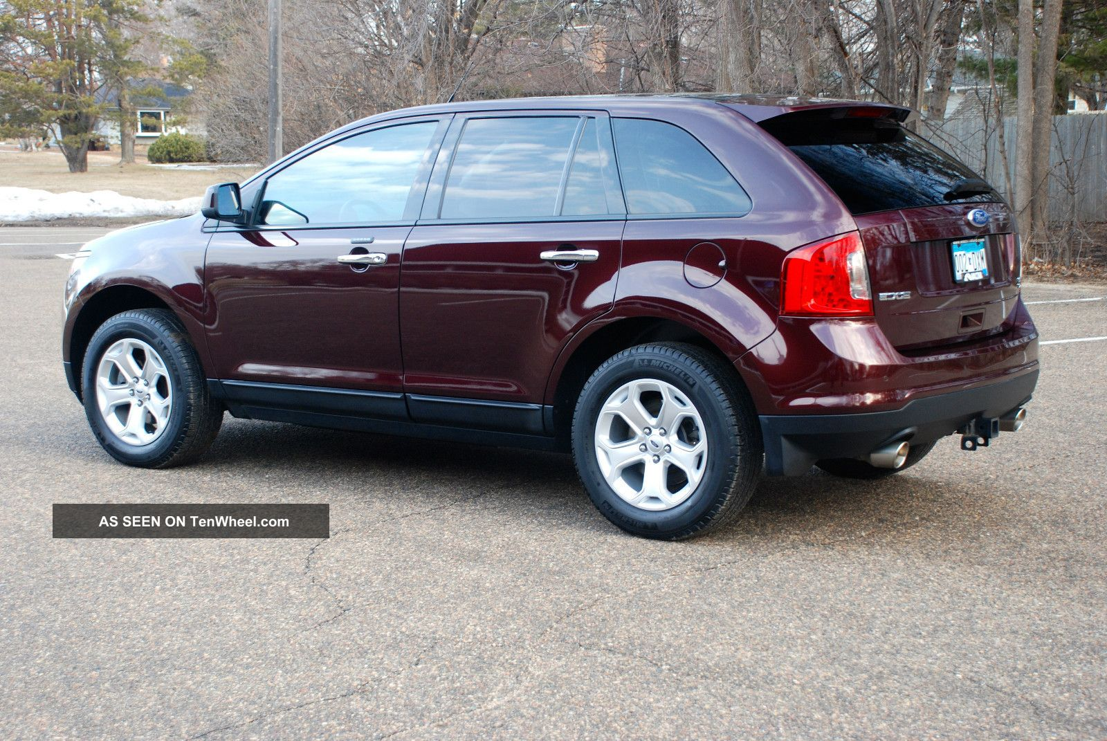 does the 2011 ford edge have heated seats. Black Bedroom Furniture Sets. Home Design Ideas