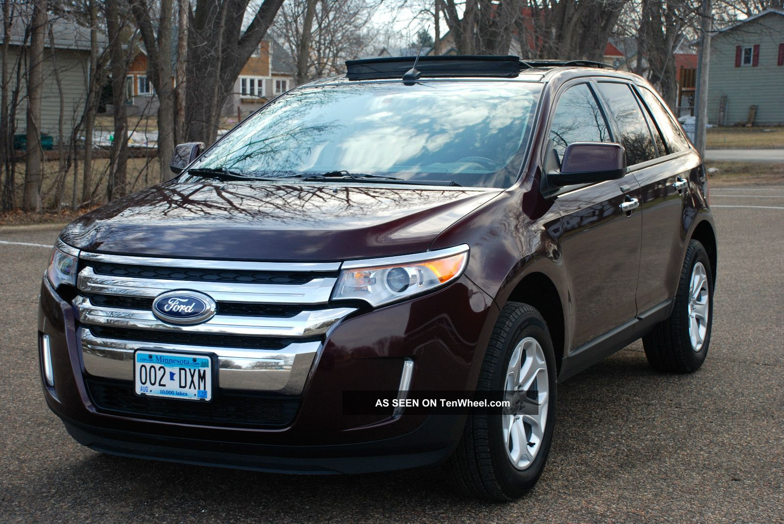 2011 ford edge sel awd remote start. Black Bedroom Furniture Sets. Home Design Ideas
