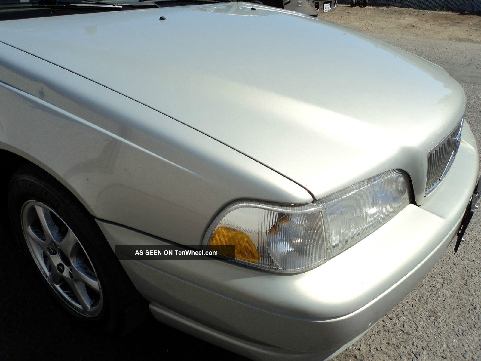 Volvo S Base Sedan Door L Lgw on 2000 Volvo S70 Base