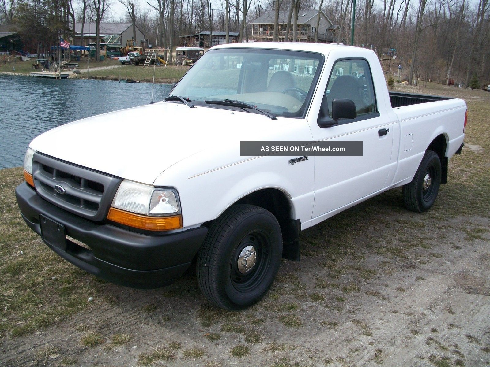 1999 ford ranger xlt standard cab pickup 2 door 2 5l for 1999 ford ranger rear window