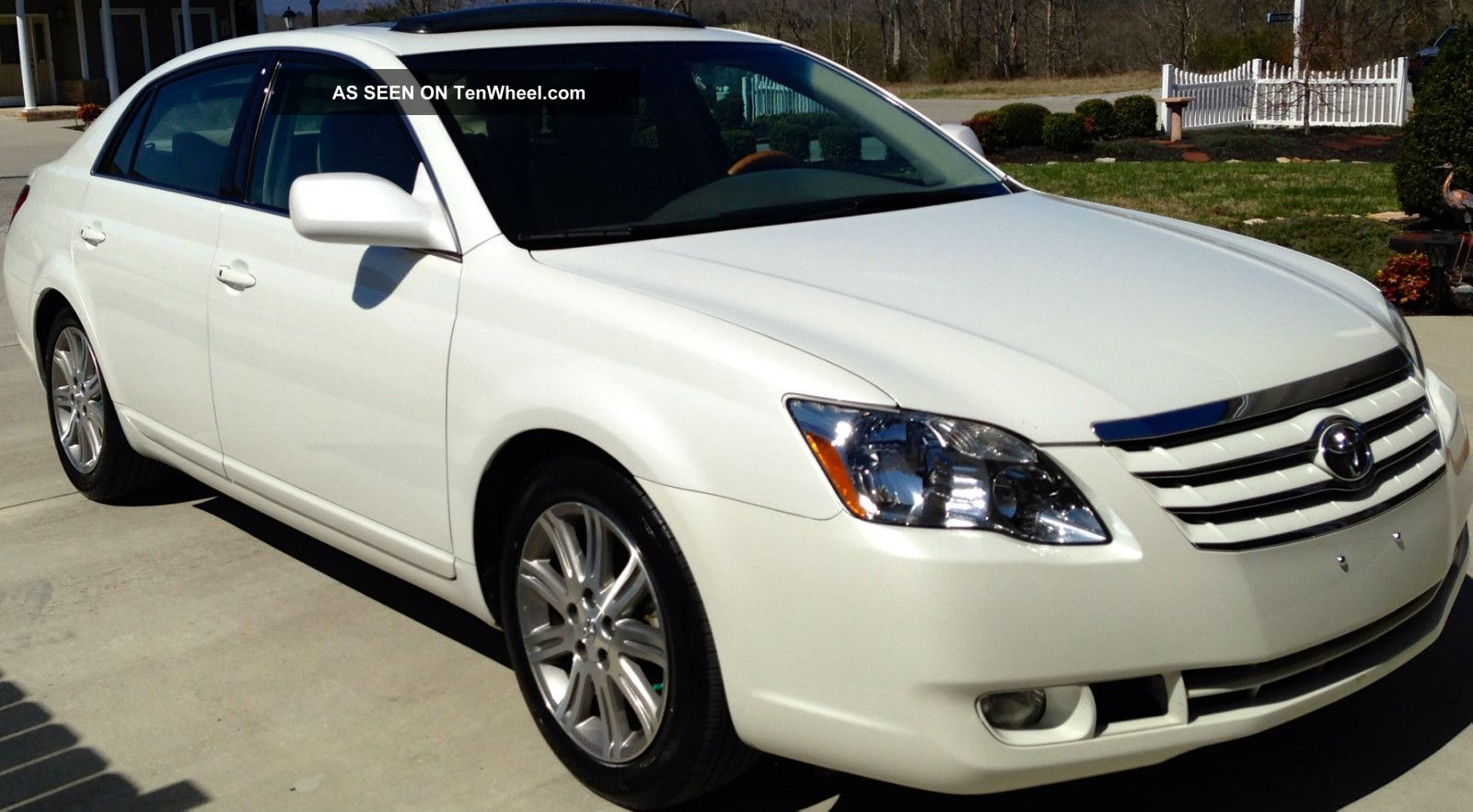 2007 Toyota Avalon Limited Sedan 4 Door 3 5l
