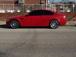 2003 Bmw M3 Base Coupe 2 - Door 3.  2l photo