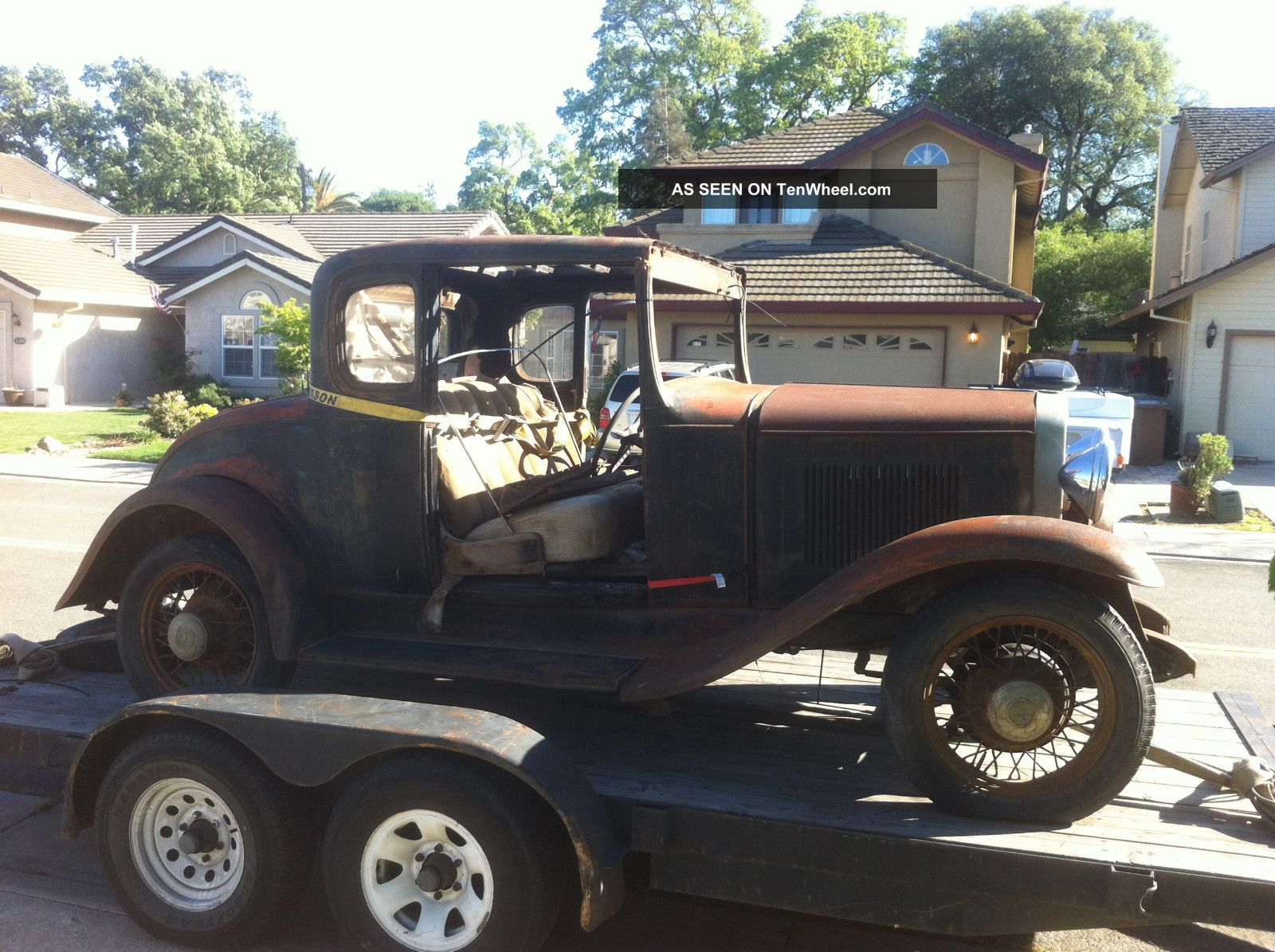 1931 chevy 5 window coupe rat rod hot rod restore for 1931 plymouth 3 window coupe