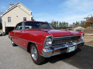 1966 Chevrolet Nova Ss 4.  6l photo