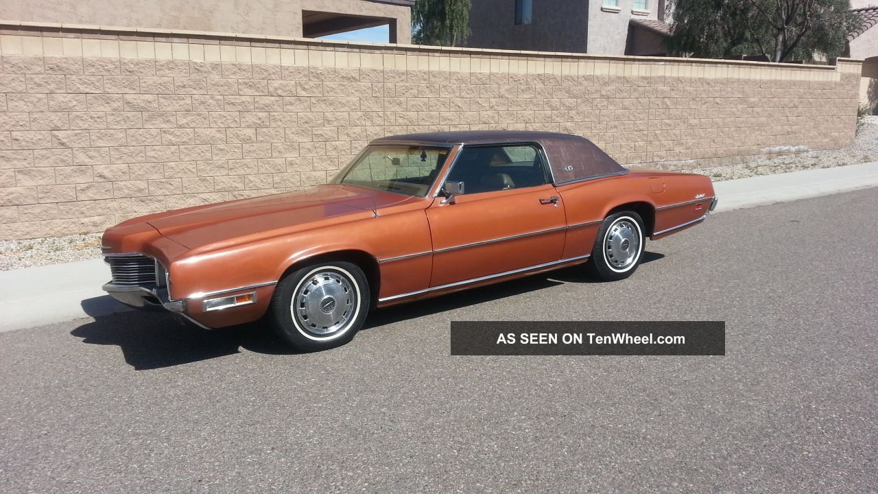 Ford Thunderbird Thunderjet Door Landau Coupe Lgw in addition Subaru likewise  besides Ford F F Pickup Truck Old Truck Running Fleetside F F Lgw furthermore Ford Fe F. on 1971 ford 360 engine specs