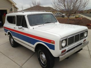 1976 International Scout Ii photo