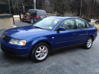 1998 Volkswagen Passat Gls Sedan 4 - Door 1.  8l photo